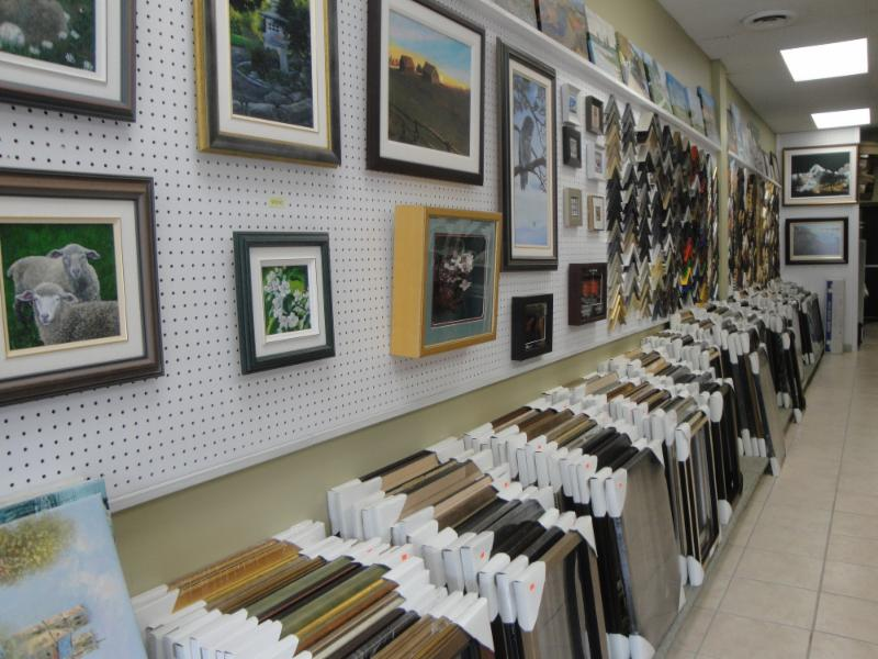 Modern Painting & Framing Shop - Photo 5