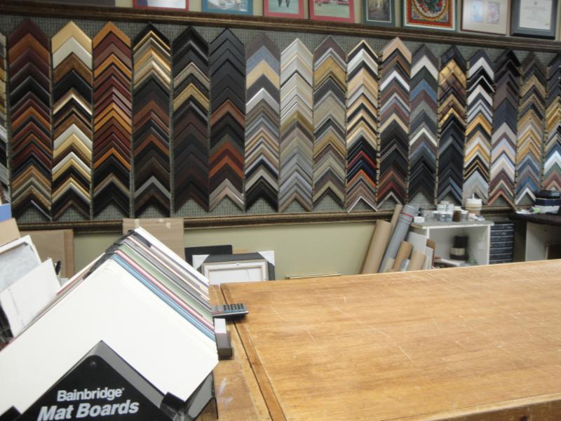 Modern Painting & Framing Shop - Photo 7