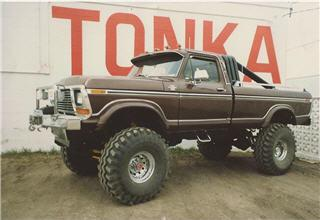 Tonka 4-Wheel Drive Ltd - Photo 1