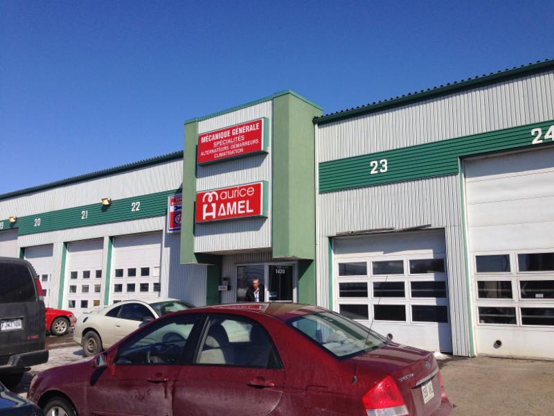 Garage maurice hamel opening hours 1420 boul central qu bec qc