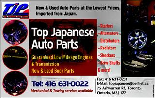 Top Japanese Used & New Auto Parts - Photo 2