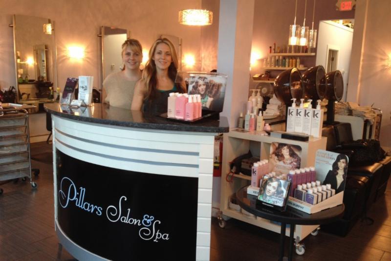 Pillars Salon - Photo 1