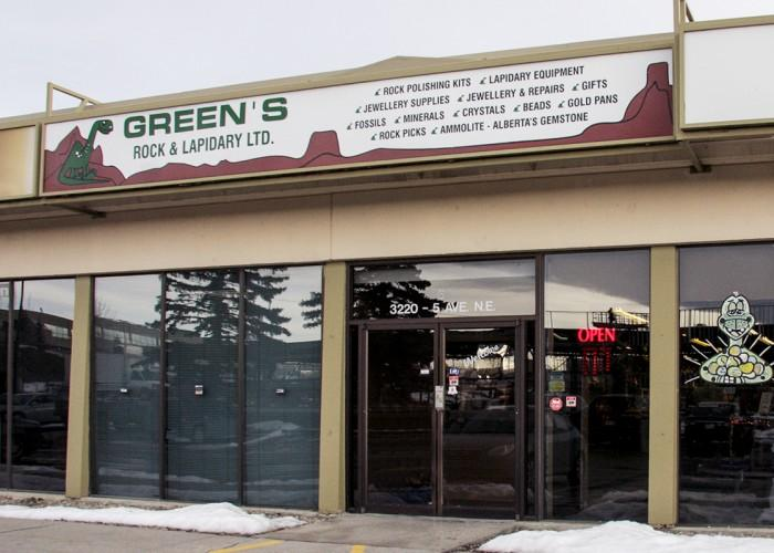 Green's Rock & Lapidary - Photo 4