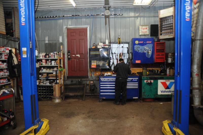 Garage m canique m trique opening hours 1671 boul for Franchise garage mecanique