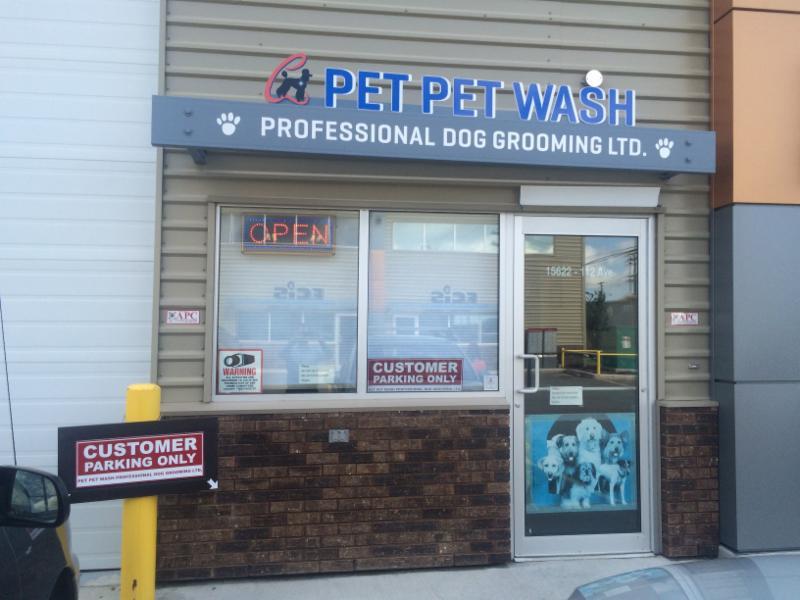 Pet Pet Wash Professional Dog Grooming Ltd - Photo 1