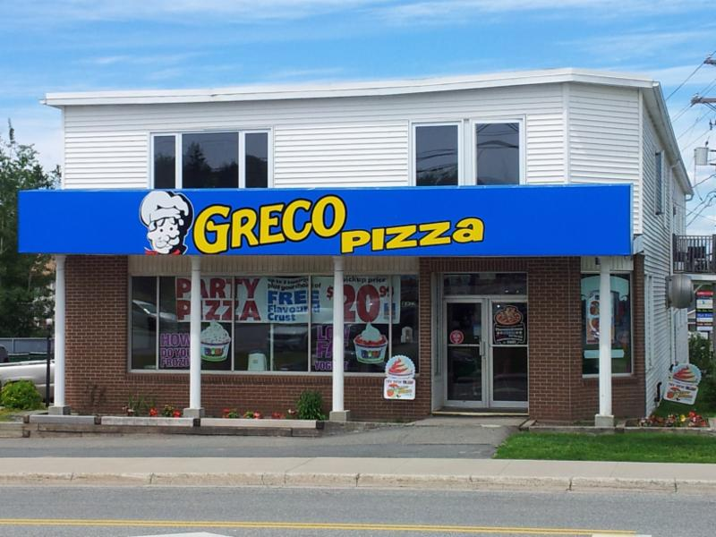 Greco Pizza Donair - Photo 1