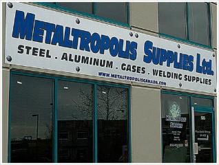 Metaltropolis Supplies Ltd - Photo 1