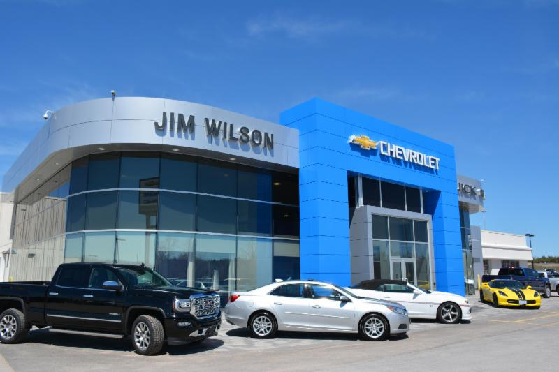 Jim Wilson Chevrolet Buick GMC Inc - Photo 1