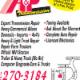 A & P Transmission - Garages de réparation d'auto - 902-849-9058