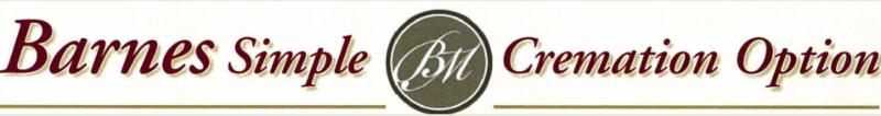 Barnes Memorial Funeral Home Ltd - Photo 10