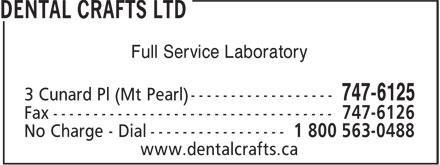 Dental Crafts Ltd - Photo 1