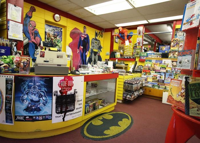 The Comicshop - Photo 2