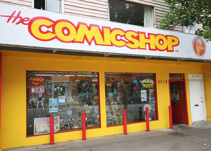 The Comicshop - Photo 4