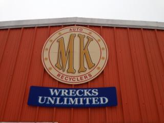 MK Auto Recycling - Photo 1