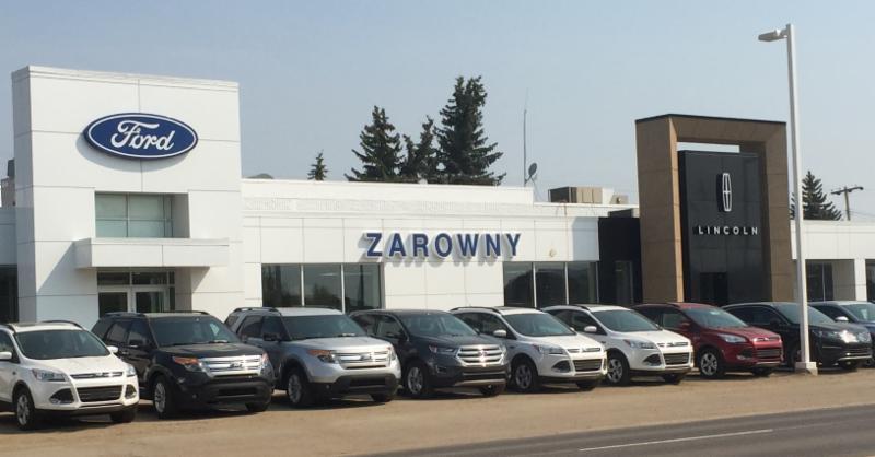 Zarowny Ford Lincoln Motors - Photo 1