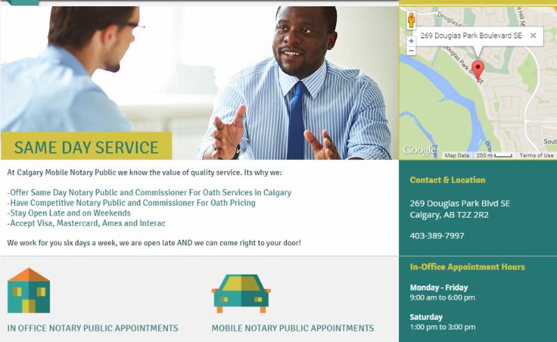 Calgary Mobile Notary - Photo 1