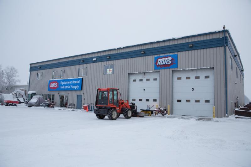 Ron's Equipment Rental & Industrial Supply Ltd - Photo 1