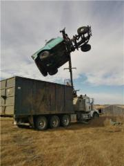 Iron Man Scrap Metal Recovery - Photo 2