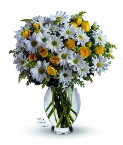 Fleuriste la maison des fleurs enr joliette qc 769 for Fleuriste fleurs