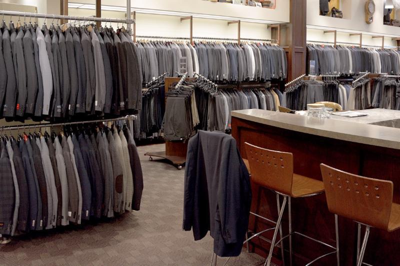 Eddie's Men's Wear Ltd - Photo 1