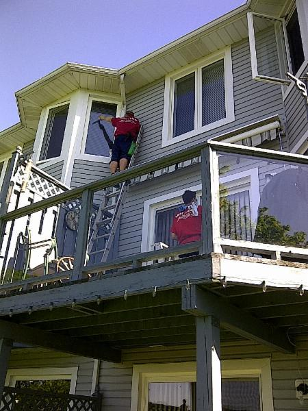 Klear view Window Cleaning - Photo 4