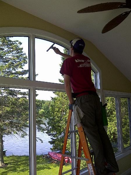 Klear view Window Cleaning - Photo 7