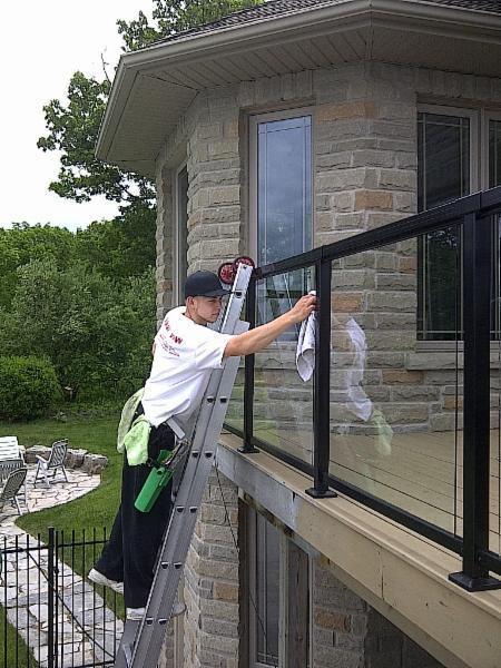 Klear view Window Cleaning - Photo 1
