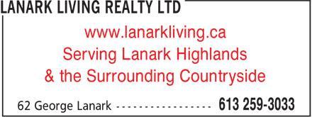 Lanark Living Realty Ltd - Photo 1