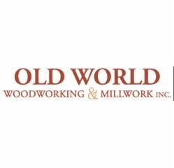 Old World Woodworking & Millwork Inc - Photo 1