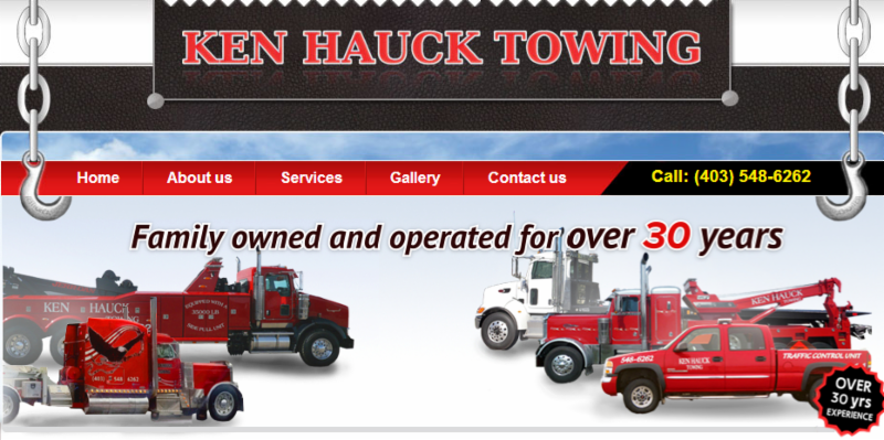 Ken Hauck Towing - Photo 1