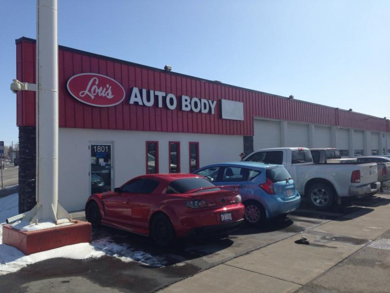 Lou's Auto Body - Photo 1