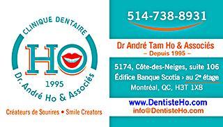 Dr André Tam Ho et Associés Clinique Dentaire - Photo 2