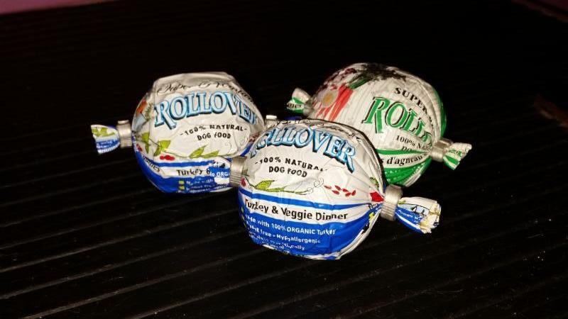 Roll over treats - Compagnons Quatre Pattes