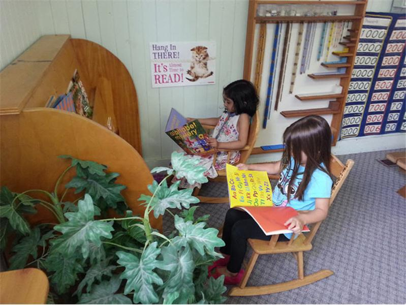 Cloverleaf Montessori Preschool - Photo 5