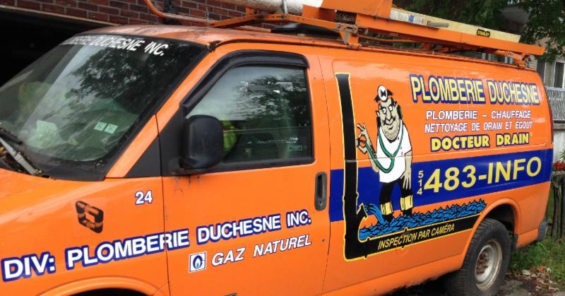 Dr Drain - Division de Duchesne plomberie et chauffage - Photo 1