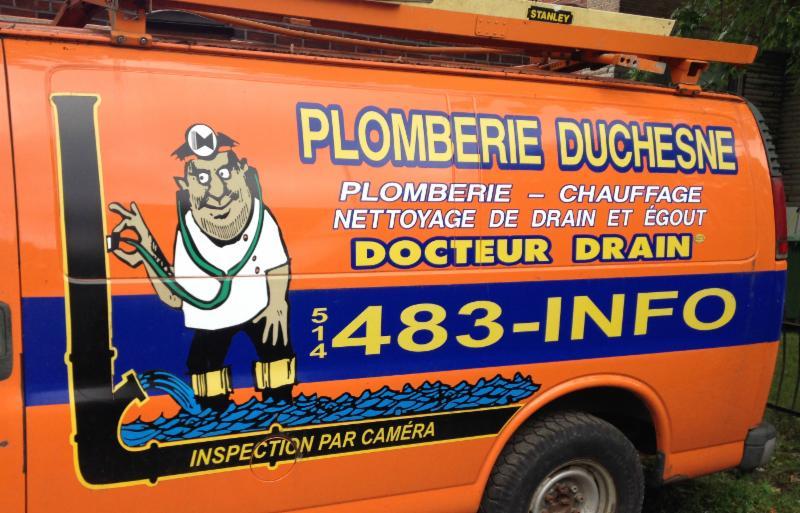 Dr Drain - Division de Duchesne plomberie et chauffage - Photo 2