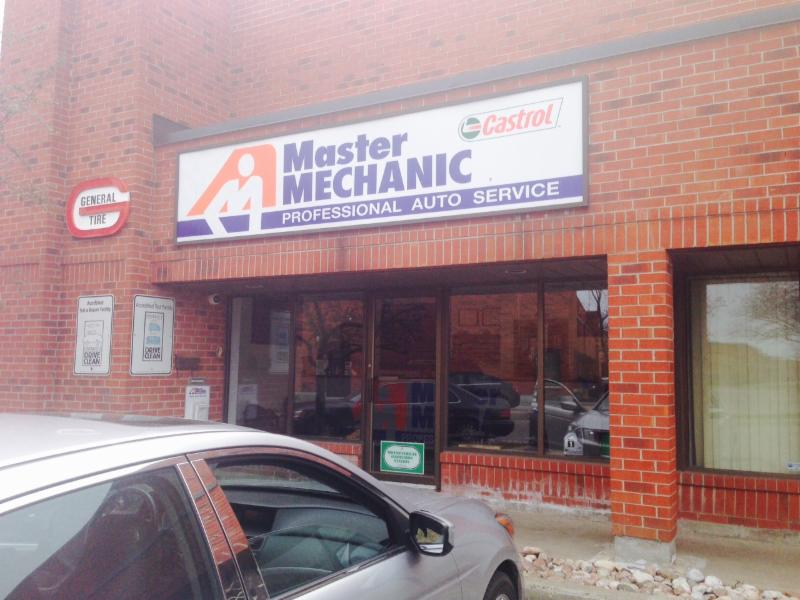 Master Mechanic - Photo 1