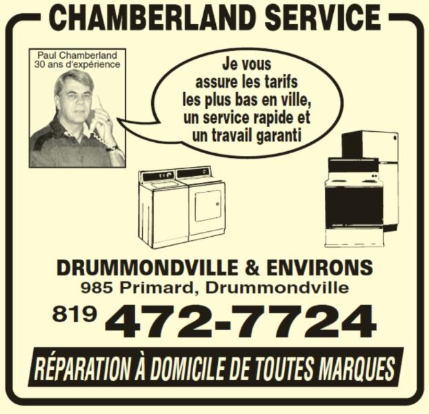 Chamberland Service Enr - Photo 1