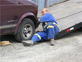 Cold Country Towing & Traffic Control Ltd - Photo 6