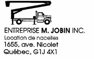 Entreprise M Jobin Inc - Photo 7