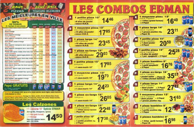 Erman Pizza - Photo 2