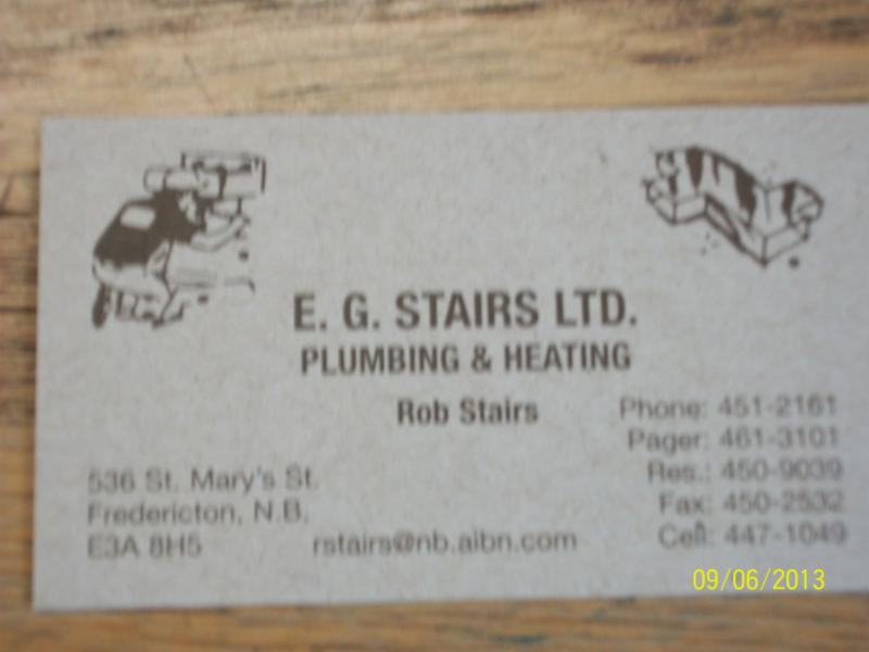 Stairs E G Plumbing & Heating - Photo 1