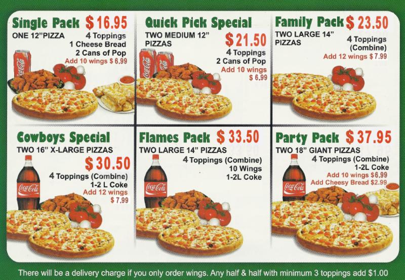 Whitehorn 786 Pizza Ltd - Photo 4