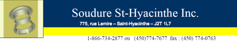 Soudure St-Hyacinthe Inc - Photo 1