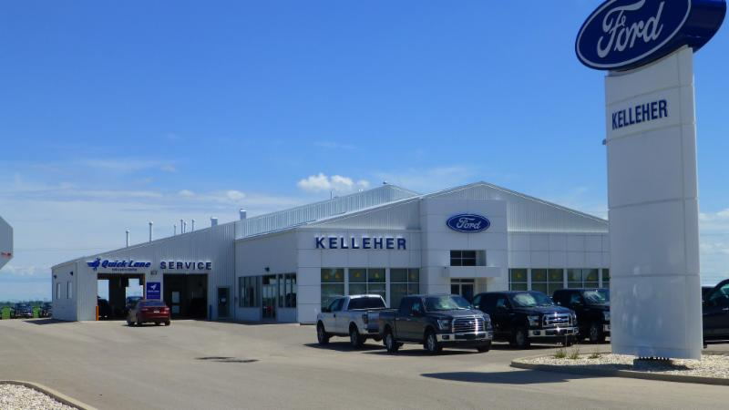Kelleher Ford Sales Dauphin Opening Hours 1700 Main St