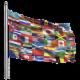 Collection Drapeaux Du Monde Inc - Flags & Banners - 450-433-8129