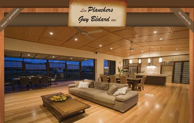 Planchers Guy Bédard Inc - Photo 1