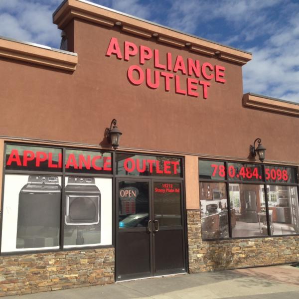 Appliance Outlet Edmonton Ab 15212b Stony Plain Rd Nw