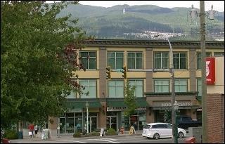 Moody Centre on St.John's St.