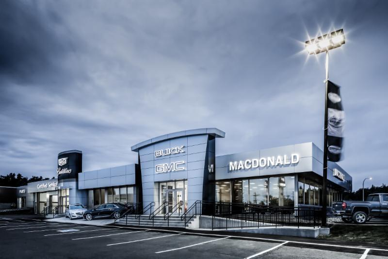 Macdonald Auto Source Moncton Nb 111 Baig Blvd
